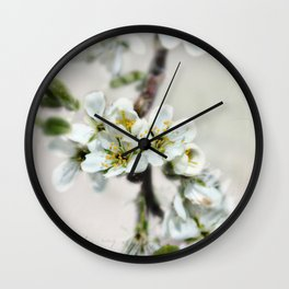 Scattered Kindness  Wall Clock