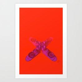Xfactr Art Print