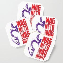 Magneto Was Right! Coaster