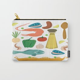 Paella Carry-All Pouch
