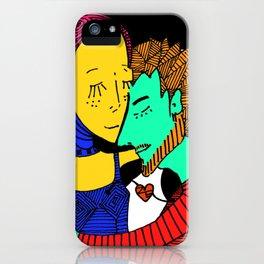 Amor Carnal iPhone Case
