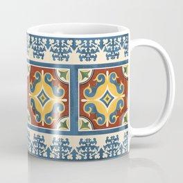 traditional Kazakh ornament Coffee Mug