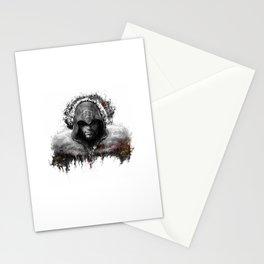 assassins creed ezio auditore Stationery Cards