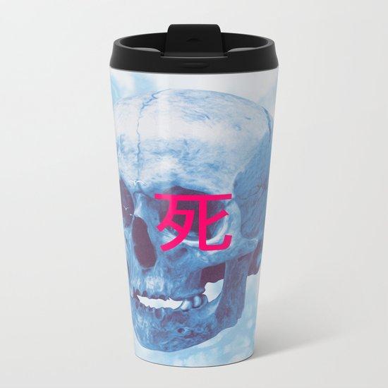 Mort Metal Travel Mug
