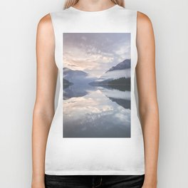 Mornings like this - Landscape and Nature Photography Biker Tank