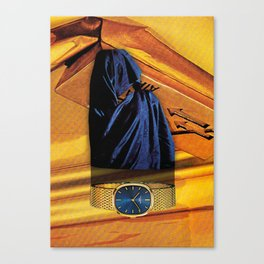 Seek Gold Canvas Print
