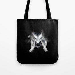 The Cry Wolf Tote Bag