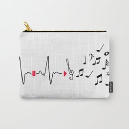 Musical pulse Carry-All Pouch