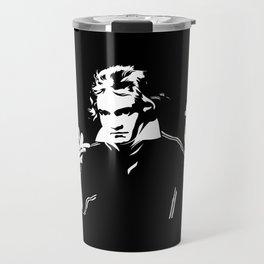 Beethoven Fighter Travel Mug
