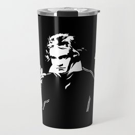 Beethoven Fighter Travel Mug