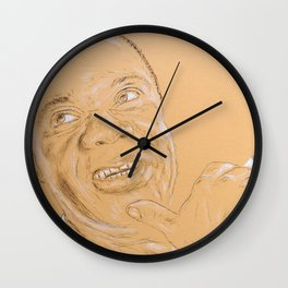 Louis Armstrong Wall Clock