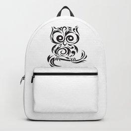Owl Leaves Backpack