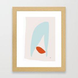 pinch Framed Art Print