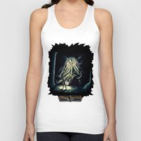 berserk Tank Tops featuring Dark by TheMagicWarrior