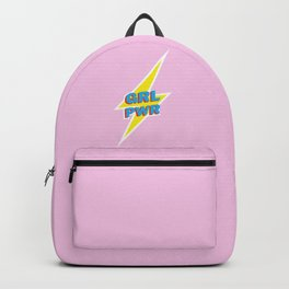 GIRL POWER FLASH COLORFUL Backpack