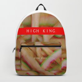 HIGH KING FRENCH FRIES Backpack