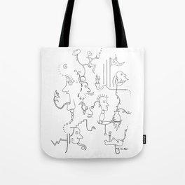 Dream no. 8 Tote Bag