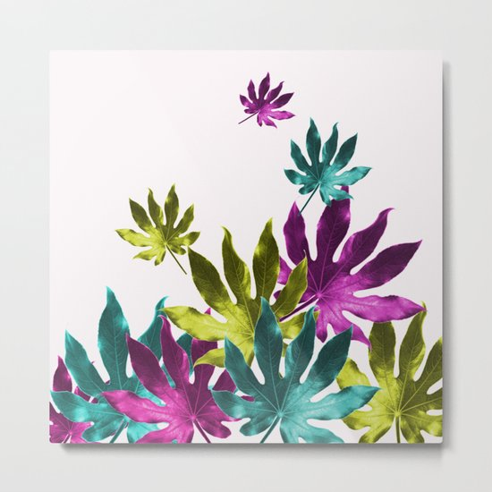 Aralia Joy Metal Print