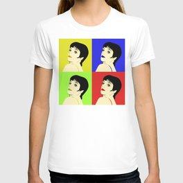 Liza Minnelli Color Pop T-shirt