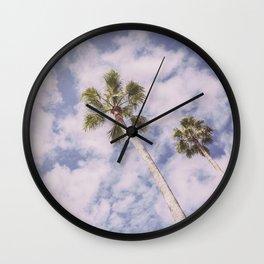 PALMS BEACH Wall Clock