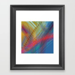 Goddessy tee2 Framed Art Print