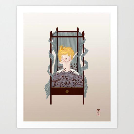 Chibi Art Print