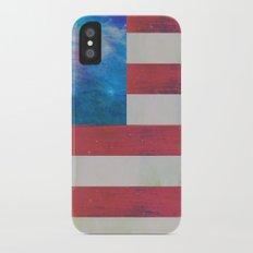 Americana  iPhone X Slim Case