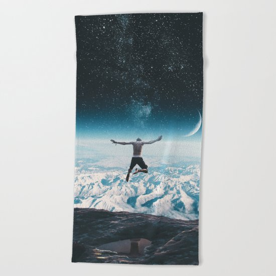 Lifetime Beach Towel