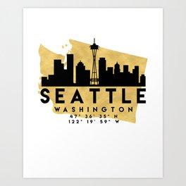 Seattle Art Prints Society6