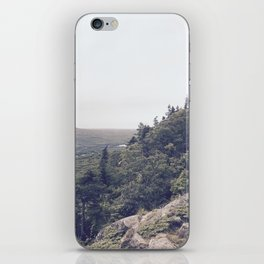 Midday Mountainside iPhone Skin