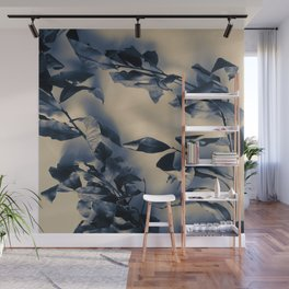 Bay leaves Wall Mural
