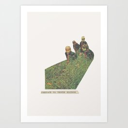 Tenth Edition. Art Print