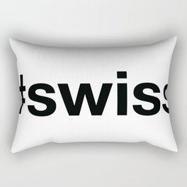 SWISS Rectangular Pillow