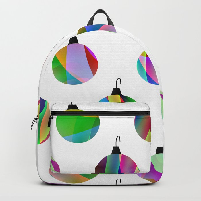 Christmas Tree Decoration Backpack