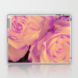 Romantic roses(5). Laptop & iPad Skin
