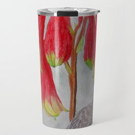 Christmas Bells & Honey Eater Travel Mug