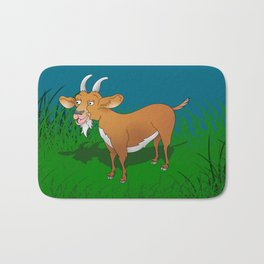 Goat Bath Mat