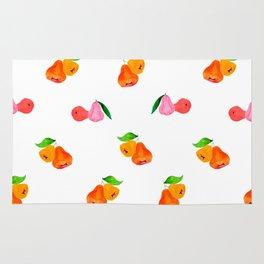 Jambu II (Wax Apple) - Singapore Tropical Fruits Series Rug