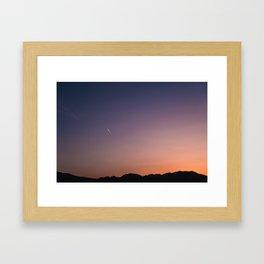 La Quinta, CA Framed Art Print