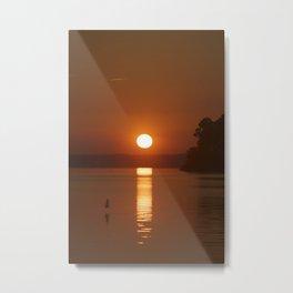 Good morning, nature Metal Print