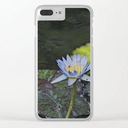 The water lily Clear iPhone Case