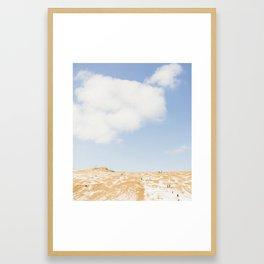 Dune Climb | Sleeping Bear Dunes, Michigan | John Hill Photography Framed Art Print