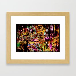 Darkdaliverse Framed Art Print