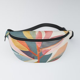 Colorful Branching Out 01 Fanny Pack