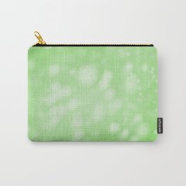 Lime Green Ombre Carry-All Pouch