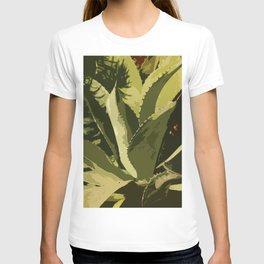 Agave Abstract T-shirt