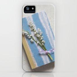 Romantic Book iPhone Case