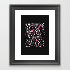 Experimental Framed Art Print