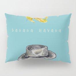 Banana Havana Pillow Sham