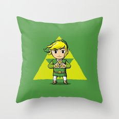 Hyrule BFFs I Throw Pillow